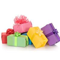 Количество подарков от суммы в корзине