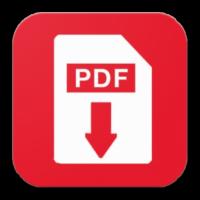 Кнопка скачать счет(PDF)